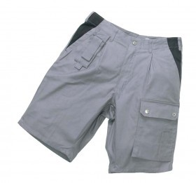 044489 Hydrowear Shorts Graz Grey/Black