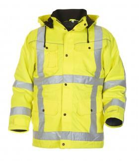 046463 Hydrowear Winter Parka Beaver Lokeren EN471 RWS (yellow or orange)