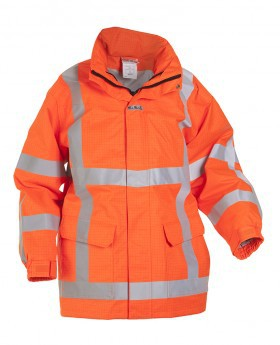 073000 Hydrowear Markelo Parka Simply No Sweat Multi-Norm FRAST