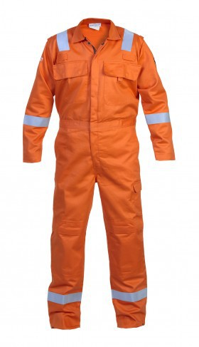 043520 Hydrowear Minden Coverall Offshore multinorm FR AST