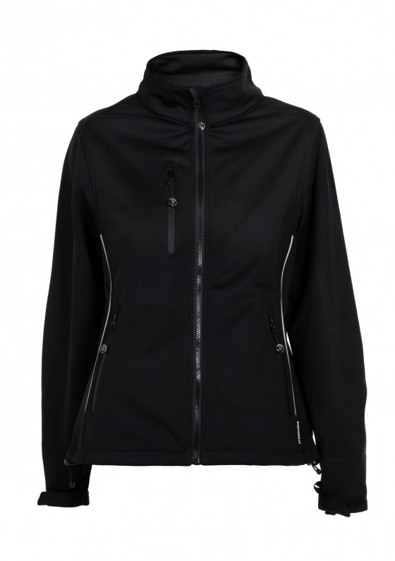 042615 Hydrowear Riga Softshell Jack Thermo Line Ladies