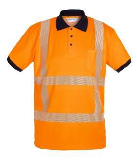 040426 Hydrowear Togo Poloshirt EN 20471 RWS
