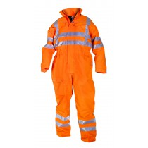 072240 Hydrowear Winter Coverall Uelsen Simply No Sweat(Orange or Yellow)