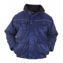 047459 Hydrowear Pilot jacket Beaver 4 in 1 Derby