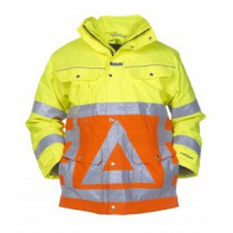 04026004F Hydrowear Florence Parka Simply no sweat bicoulour