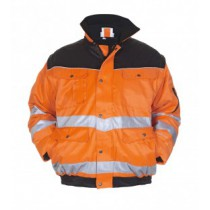 047458 Hydrowear 4in1 Jacket Beaver Halifax EN471