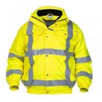 04021601 Hydrowear Pilot jacket Foxhol Simply No Sweat EN471 RWS (Yellow or Orange)