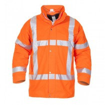 016850 Hydrowear Parka Hydrosoft Oxford(Orange or Yellow)