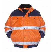 Hydrowear 3in1 Pilot Jacket Beaver Luik EN471 (Orange or Yellow)