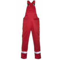 043515 Hydrowear Mal Bib and Brace Offshore multinorm FR AST