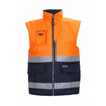 Hydrowear Metz Bodywarmer Multi Simply No Sweat