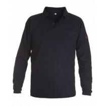 043475 Hydrowear Polo shirt Montreal FR AST navy