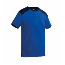 CBS - T-shirt Tiesto Royal blue/navy