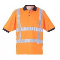 040440 Hydrowear Poloshirt Viloft Tuk EN471 RWS