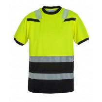 040465 Hydrowear Tulsa T-shirt EN 20471 - Trendy Highvisible Line