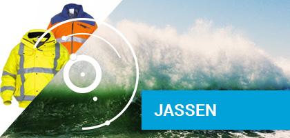 waterproof jassen